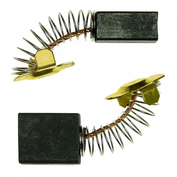 Kohlebürsten für DWT WS-230 TT Winkelschleifer - 7,5x14x17 mm - PREMIUM (P2025)