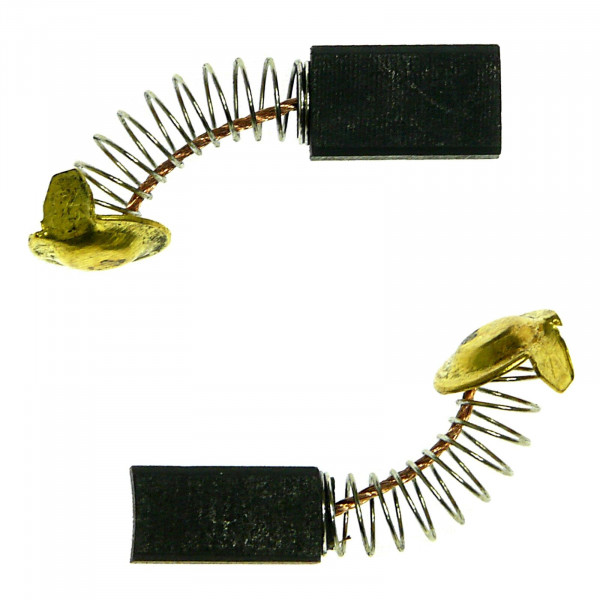 Kohlebürsten für HITACHI G12 + G12SA - 6,5x7,5x12,5 mm - PREMIUM (P2024)