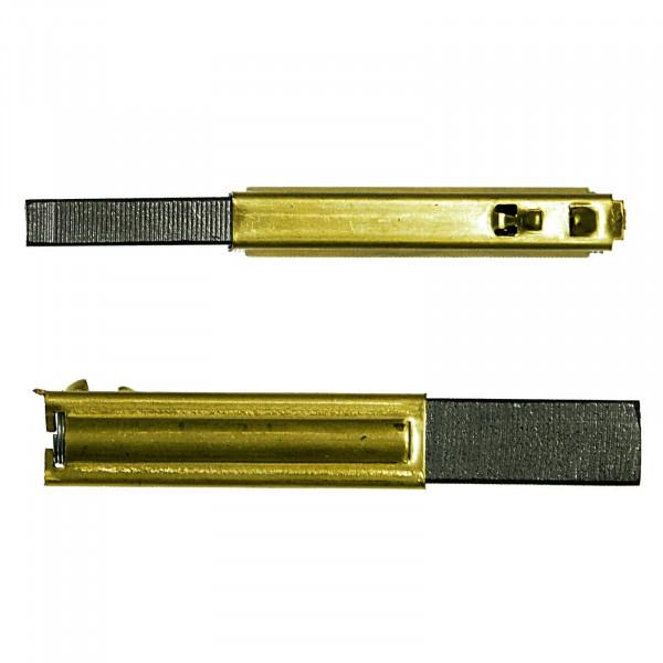 Kohlebürsten für FESTOOL CT 22 E, CT 11 E, 3090210 - 6,2x11x34 mm - PREMIUM (P2212)