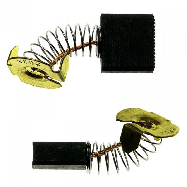 Kohlebürsten für BOSCH 5312, 4100, GTS 10, GTS1041A - 7x17x17 mm - PREMIUM (P2190)