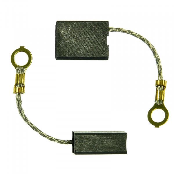 Spazzole di carbone per BLAUKRAFT BWS 180-1800 - 8x14,5x19 mm - PREMIUM (P2036)