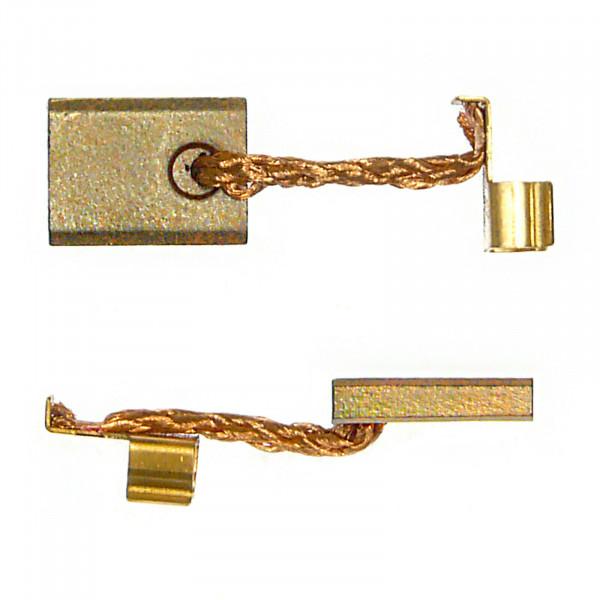 Kohlebürsten für MAKITA BDA340, BDA341, BDF440, BDF441 - 3x10x13,5 mm - PREMIUM (P2011)
