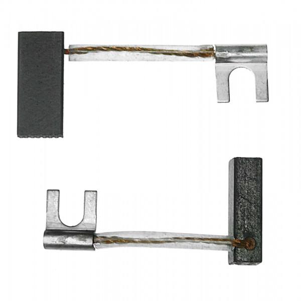 Kohlebürsten für FEIN MSH 648, MSH 648-1, ersetzt 30711067004 - 5x8x17 mm - PREMIUM (P2288)