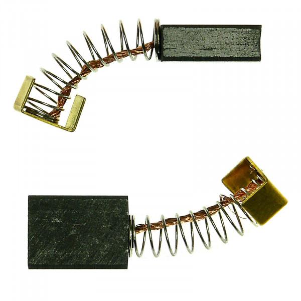 Kohlebürsten für CASALS Bohrmaschine 39 U 15 - 6x12x16 mm - PREMIUM (P2207)