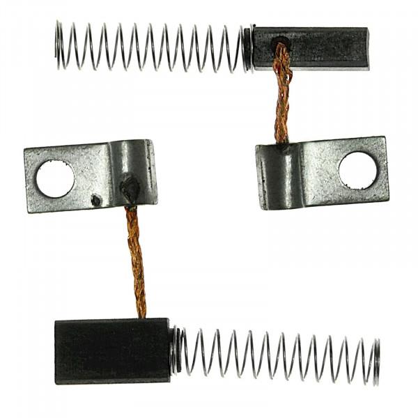 Kohlebürsten für AEG B 10, B 10 A, B 10 B, B 8 A, BZ 10 A, 214722 - 5x8x15 mm - PREMIUM (P2130)