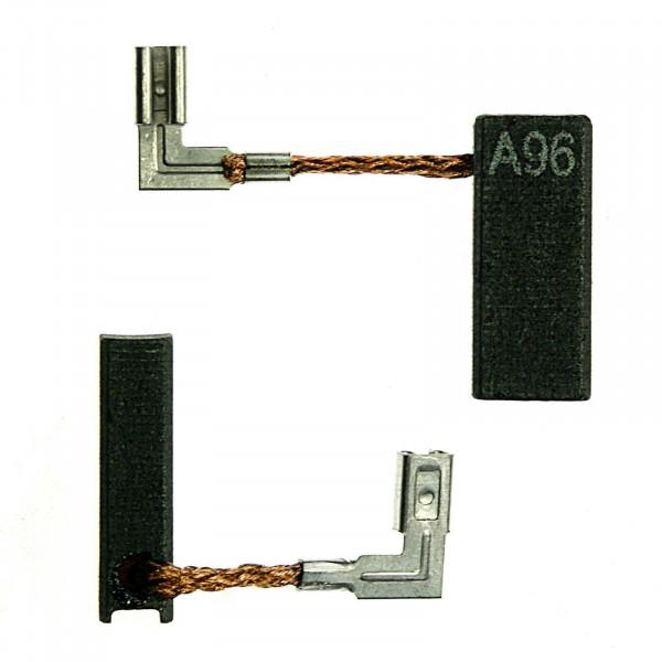 Spazzole di carbone per BERNER BHD-2/26, BHD-2/26EC - 5x8x20 mm - PREMIUM (P2013)