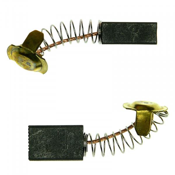 Spazzole di carbone per EINHELL BT-TS 1500 & 1500 KIT - 7x11x17 mm - PREMIUM (P2033)