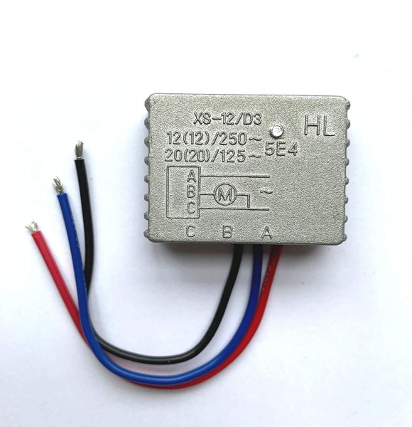 Softstart Modul 230V 12A für Maschinen Elektrowerkzeuge (3036-4)