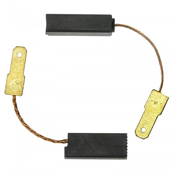 Kohlebürsten für FLEX SR 602 W, LW 802 VR, LW 803 VR ersetzt K 30 - 6,3x8x19,5 mm - PREMIUM (P2279)