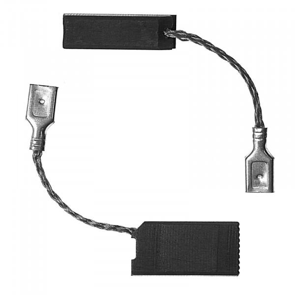 Kohlebürsten für DEWALT DW 830, DW 831 - 6,3x10x20 mm - PREMIUM (P2096)