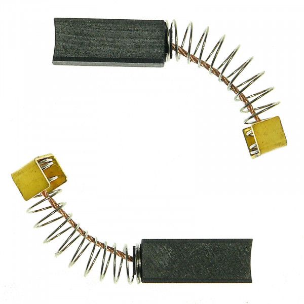Kohlebürsten für METABO SB 450/2, SB 460/2 RL, SBE 450 R+L - 6,4x6,4x16 mm - PREMIUM (P2151)