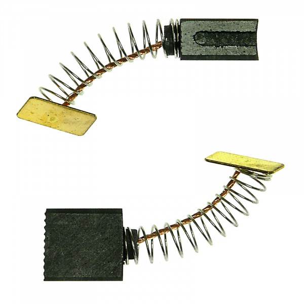Spazzole di carbone per MACALLISTER MPM 1300 - 6,5x11x14 mm - PREMIUM (P2048)