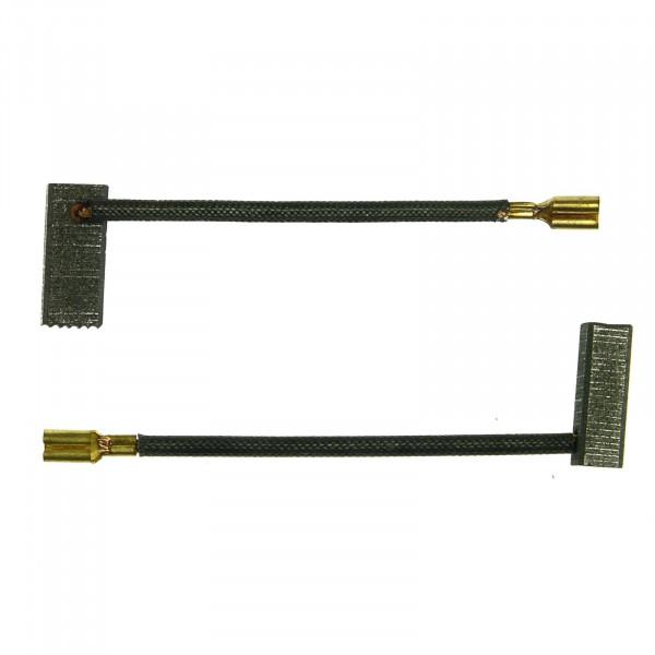 Kohlebürsten für METABO SBE 380S R+L, SBE 420/2S R+L, H 20/2S R+L - 5x6,5x15 mm - PREMIUM (P2113)