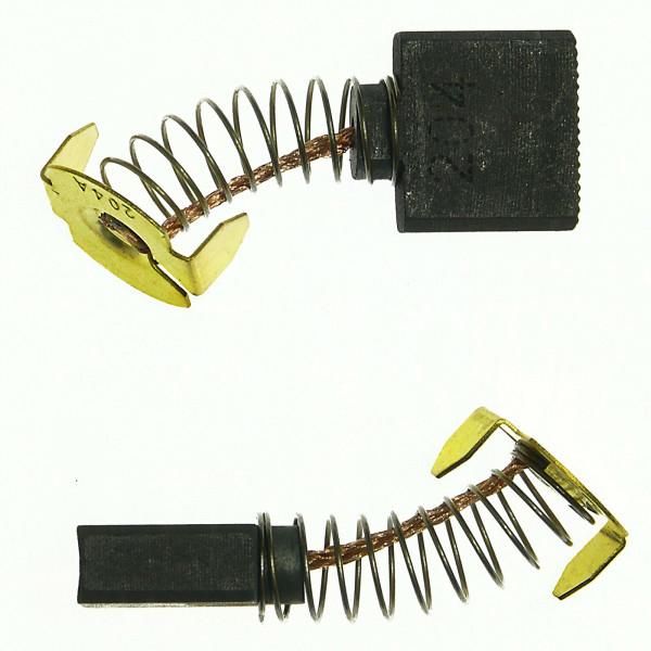 Spazzole di carbone per MAKITA 9057 SF, 5059 SF, HM 1303 - 7x18x16 mm - PREMIUM (P2065)