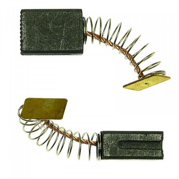 Kohlebürsten für WORKZONE WPBH 1500 (Aldi) Bohrhammer - 7x11x15 mm - PREMIUM (P2123)