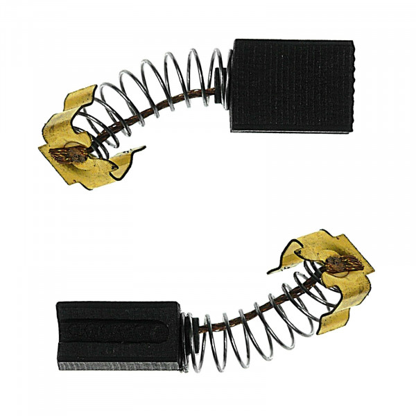 Kohlebürsten für BLACK & DECKER KD 960, KD 975, KD 985, KD 990 - 6x9x12 mm - PREMIUM (P2077)