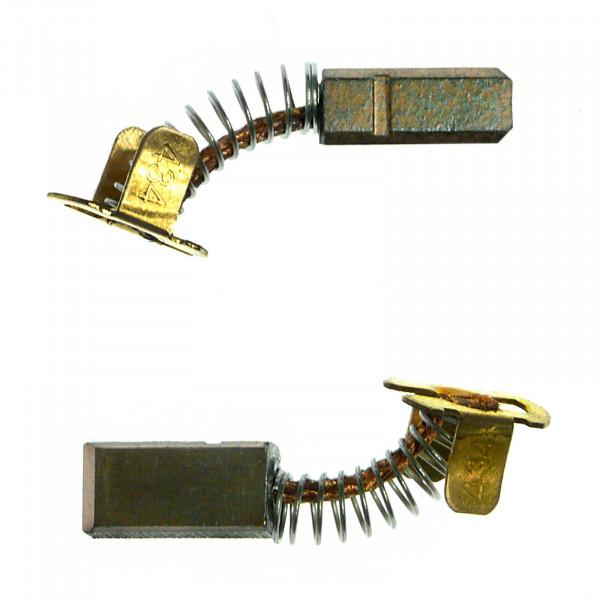 Kohlebürsten für MAKITA BFT120F, BFT121F - 4,9x5,8x12 mm - PREMIUM (P2070)