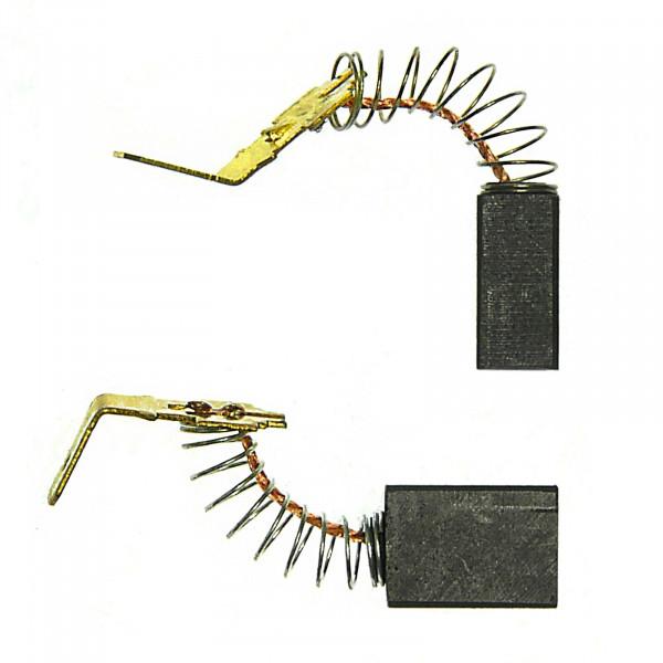 Spazzole di carbone per MAKITA 1911 B, 3620, HR 2000, HP 2010 N - 6x10x15 mm - PREMIUM (P2119)