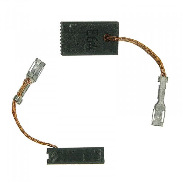 Kohlebürsten für BOSCH GWS 15-125 CIEH, GWS 15-125 CIH - 5x10x17 mm - PREMIUM (P2189)