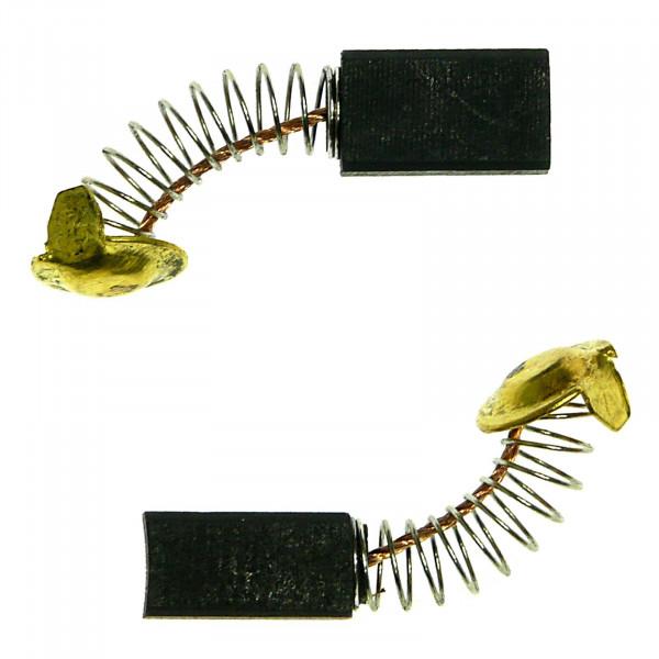 Kohlebürsten für BLAUKRAFT BWS 125E-850 - 6,5x7,5x12,5 mm - PREMIUM (P2024)