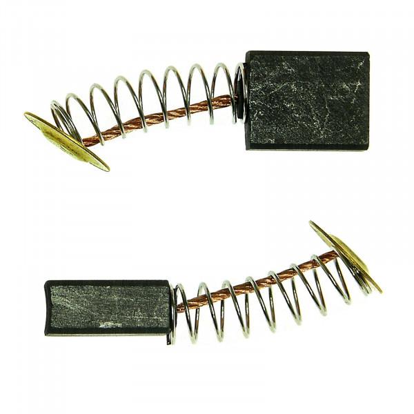 Spazzole di carbone per TIP T.I.P WS 230-2000, 230-1850 - 8x14,5x19 mm - PREMIUM (P2021)