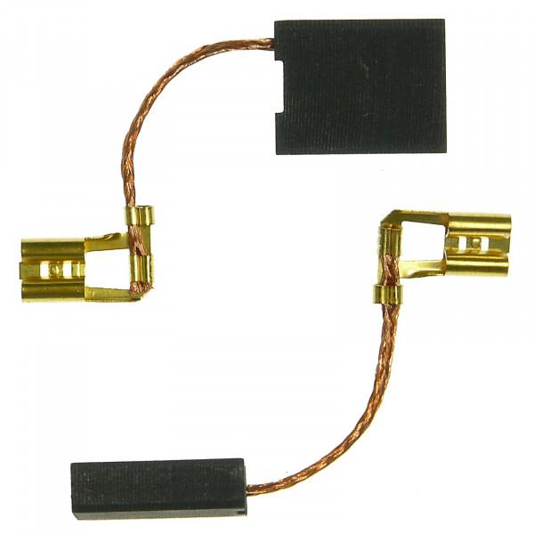 Kohlebürsten für HOLZHER HKS 2136, HKS 2137 Kreissäge - 6x16x20 mm - PREMIUM (P2072)