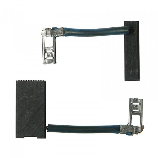 Kohlebürsten für BLACK & DECKER KG 1820 B, KG 1825 A - 6,3x12,5x24 mm - PREMIUM (P2155)