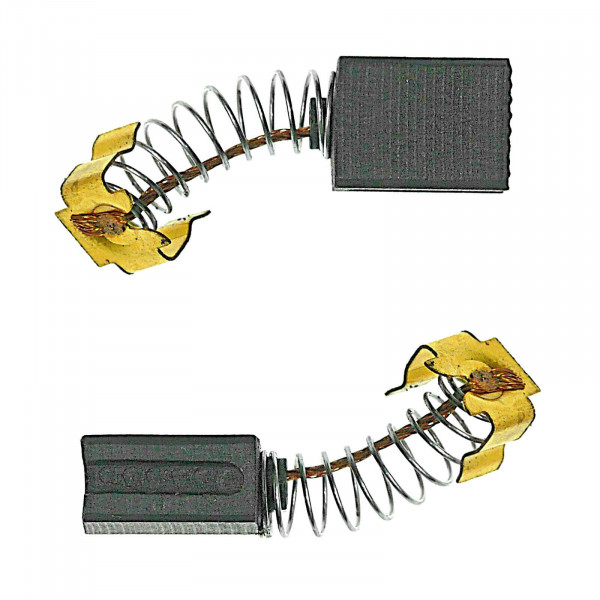 Kohlebürsten für MAKITA HR2440F,HR2450,HR2450F,HR2450FT - 6x9x12 mm - PREMIUM (P123)