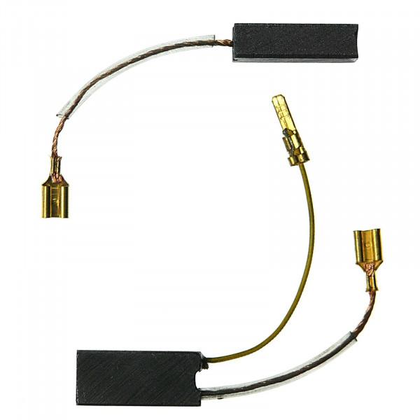 Kohlebürsten für DEWALT D25501, D25601, D25602, D25603, N047424 - 7x11x24 mm - PREMIUM (P2255)
