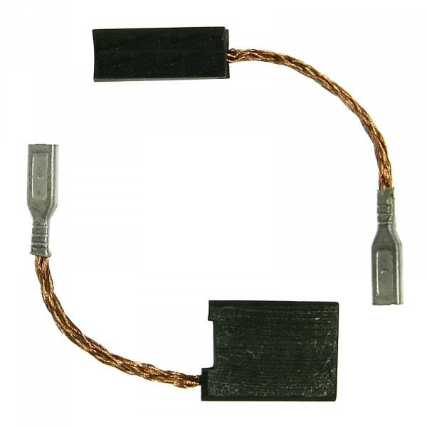 Kohlebürsten für BLAUKRAFT BPH 1050 - 6x12x15 mm - PREMIUM (P2246)