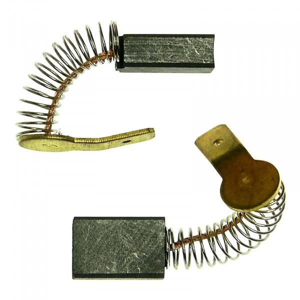 Kohlebürsten für MATRIX EK 2000-400, Kohlebürsten für EINHELL EKS 1840 - 6x11x16 mm - PREMIUM (P2211