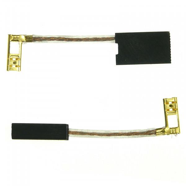 Kohlebürsten für AEG WSA1801, WSA1900, WSA2000N - 6,3x12,5x20 mm - PREMIUM (P2309)