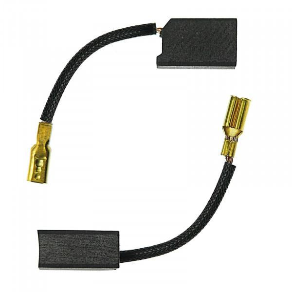 Spazzole di carbone per FLEX L 3309, L 3309 FR, L 3309 VRG - 6,3x8x13,5 mm - PREMIUM (P2104)