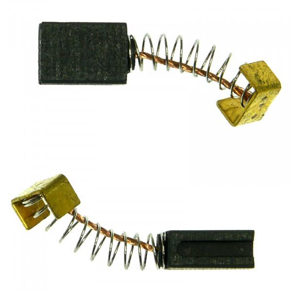 Kohlebürsten für BLAUKRAFT BWS 125-88 Schleifer - 5x8x11 mm - PREMIUM (P2044)