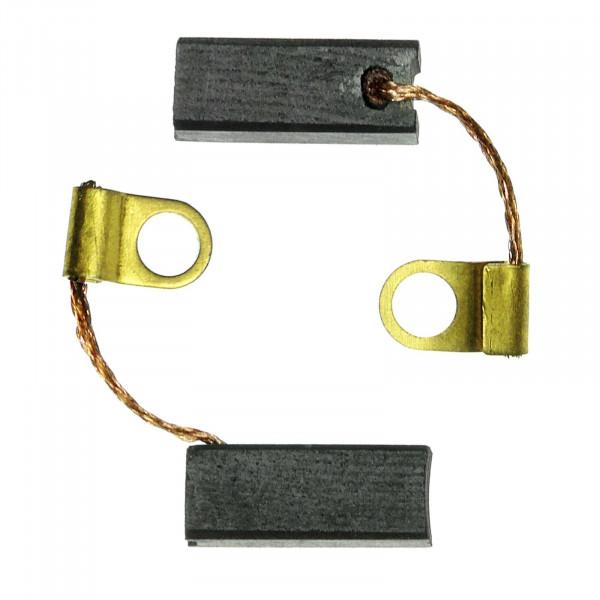 Kohlebürsten für CELMA PRCu 10 II, PRCu 10-C - 6,4x6,4x15,7 mm - PREMIUM (P2216)