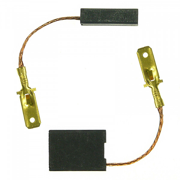 Kohlebürsten für METABO WX 23-230 QUICK, WX 25-230 - 6x16x22 mm - PREMIUM (P2071)