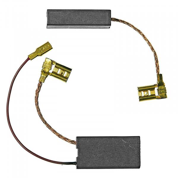 Spazzole di carbone per HILTI TE 804, TE 805, TP 800, TP 804 - 6,3x12,5x26 mm - PREMIUM (P2089)