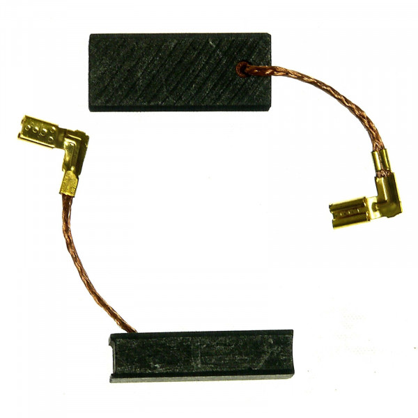 Spazzole di carbone per MAKITA HR3540C, HR3541FC, HR4001C - 6,3x11x25 mm - PREMIUM (P2116)