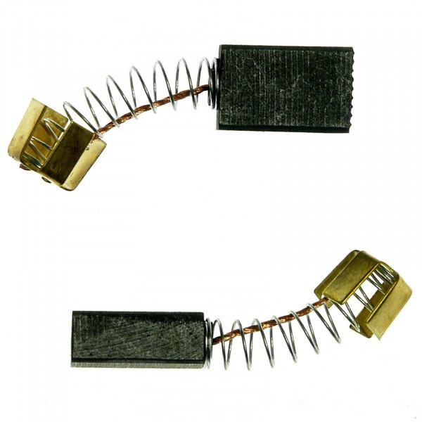 Kohlebürsten für MAKITA 1911 B, 3620, HR 2000, HP 2010 N - 6x10x15 mm - PREMIUM (P2119)