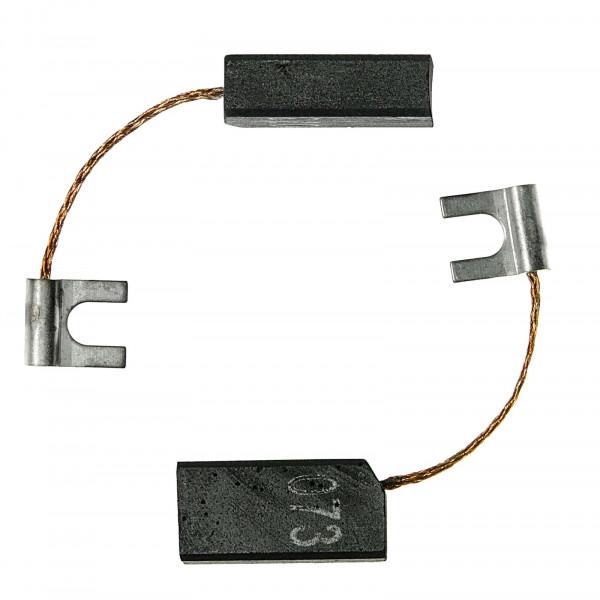 Kohlebürsten für CELMA PRCK13, PRCK10, PRCK13E - 6,3x10x21 mm - PREMIUM (P2003)