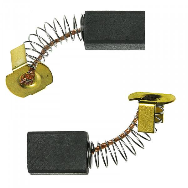 Kohlebürsten für FLEX LW 1202, LW 2402A, Schleifer ersetzt K34 - 10x12,5x20 mm - PREMIUM (P2128)
